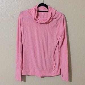 Lightweight Pink Longsleeve